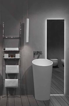 Bathroom Collection Clean manufactured by Rifra
