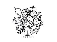 Just A Doodle by PicCandle. http://piccandle.deviantart.com/