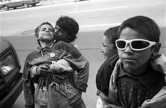 Stephen Shames's important (and stunning) work on Street Kids