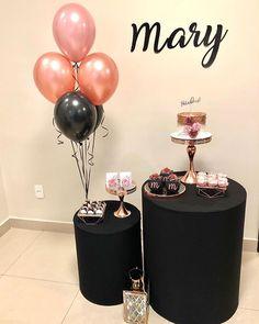 60th Birthday Cakes, 18th Birthday Party, 1st Boy Birthday, Happy Birthday, Birthday Celebration, Simple Birthday Decorations, Balloon Decorations, Birthday Party Decorations, Slumber Parties