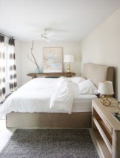 Bedroom by Lisa Sherry Interieurs
