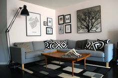 art over corner sectional sofa - Google Search