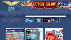 KLIK4D adalah situs Judi Togel terlengkap dengan variasi pemasangan Nomor Togel. Bolagoal357.com sebagi Agen Togel Online Terpercaya di Indonesia siap membantu memiliki UserID secara gratis untuk bermain Togel Online di KLIK4D.