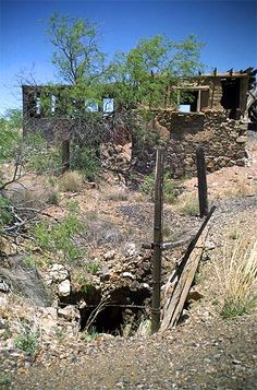 Old Hachita, New Mexico