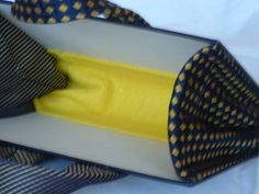Another Book Bag - with Recycled Ties! - PURSES, BAGS, WALLETS