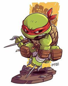 O Raphael está pronto para a briga!