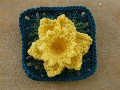 Ravelry: crochetbug13's Square 5