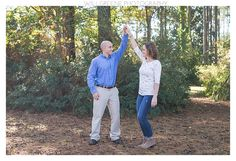 Stefanie and Russ's engagement session, Farmville NC, Will Greene Photography