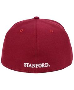 a11fe45e785 New Era Stanford Cardinal Ac 59FIFTY-fitted Cap