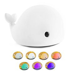 OURRY Dolphin LED Children Night Light, Soft Silicone Baby Nursery Lamp with Sensitive Tap Control 7 single colors and Multicolor Breathing Dual Light Modes for Girl Lady kid Baby Bedroom and Nursery. For product info go to: https://all4babies.co.business/ourry-dolphin-led-children-night-light-soft-silicone-baby-nursery-lamp-with-sensitive-tap-control-7-single-colors-and-multicolor-breathing-dual-light-modes-for-girl-lady-kid-baby-bedroom-and-nursery/