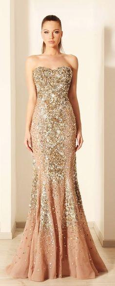 Rami Kadi Haute Couture 2012... stunning. Year 12 formal dress, yes?