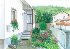 Die 149 Besten Bilder Von Hauseingang Canopies Facades Und Gardens