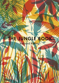 The Jungle Book by Tatiana Boyko, via Behance