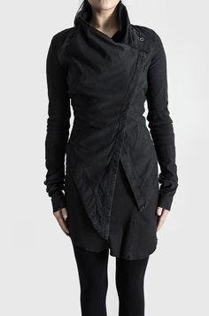 Asymetric & black