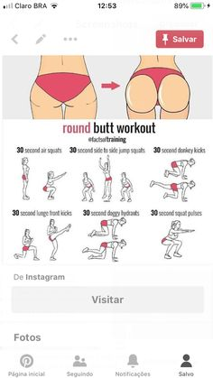 How To Build Firm And Perfect Round Butts And Achieve Toned Body – Weight Disposal Summer Body Workouts, Body Workout At Home, Gym Workout Tips, Butt Workout, At Home Workouts, Walking Exercise, Walking Workouts, Slim Waist Workout, Air Squats