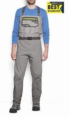0c13ae59d1c62 As part of the new Orvis Ultralight Wading System, the Men's Ultralight  Convertible Wader is a remarkably versatile, innovative wader designed in a  lightwei