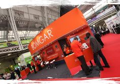 That's a wrap! stands in one day! Exhibition Booth Design, Exhibition Stand Design