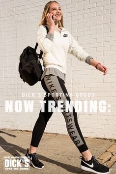 Nike trends every student wants: sport style to wear all day. Shop this look and more.