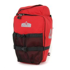 Arkel Panniers - A Lite Touring front or rear bicycle pannier Bicycle Panniers, Touring Bicycles, Backpacks, Bags, Products, Veil, Cross Country Skiing, Boots, Classic