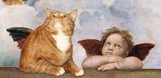 Colección Fat Cat Art, Svetlana Petrova.