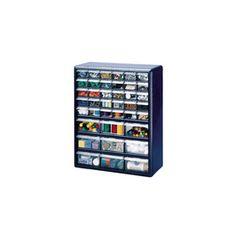 Stack-On 18-Drawer Storage Cabinet for shop room. Lowes $23 ...