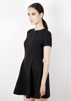 hyperparadise quilted dress by the fifth label