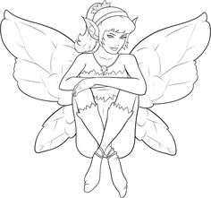 Enchanted Designs Fairy Mermaid Blog Free Coloring Pages