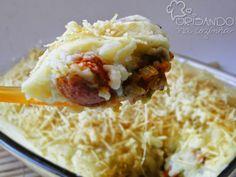 Brisando na Cozinha: Escondidinho Hot Dog