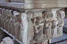 Sepulcro de Doña Urraca. Monasterio de Santa María de San Salvador. Cañas (La Rioja) by Paula ☼, via Flickr