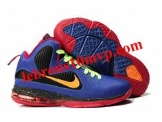 Buy 2013 Nike Zoom Lebron 9 IX Mens Shoes Blue Black Red Orange Hot Sale from Reliable 2013 Nike Zoom Lebron 9 IX Mens Shoes Blue Black Red Orange Hot Sale suppliers.Find Quality 2013 Nike Zoom Lebron 9 IX Mens Shoes Blue Black Red Orange Hot Sale and mor Blue Sneakers, Blue Shoes, Men's Shoes, Sneakers Nike, Lebron 9 Shoes, Nike Lebron, Red Basketball Shoes, Mvp Basketball, Mens Shoes Sale