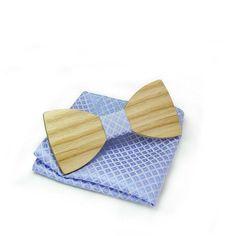 Wood Bow Tie - Mens - 20 colors