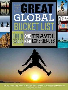 For over a decade, renowned travel journalist, bestselling author, and TV host Robin Esrock scoured the globe in search of one-of-a-kind, bucket listworthy experiences. During his remarkable journey t