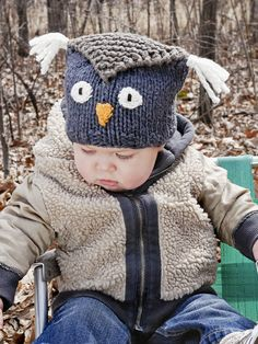 owl hat. Wish I would have seen this for Fords b-day @Chrissy griffin!
