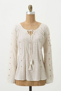 Have always loved tunics like this.