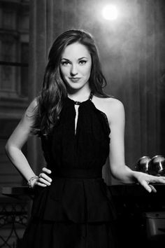 I don't think you understand... I want to BE Laura Osnes.