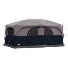 Coleman 9-Person Family Cabin Tent - Grey (14'x10') $200