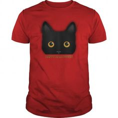 This halloween tee shirt will be a great gift for you or your friend who loves cats and reading books:  Happy halloween Tee Shirts T-Shirts