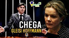 Medeiros desmonta ATAQUE de Gleisi Hoffmann