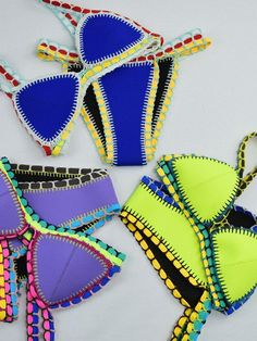 Hot Sale Neo Crochet Bikini Suit - MYNYstyle - 4