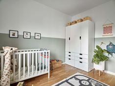 Baby Boy Rooms, Baby Bedroom, Baby Room Decor, Nursery Room, Kids Bedroom, Baby Cribs, Baby Boys, Baby Room Neutral, Nursery Neutral