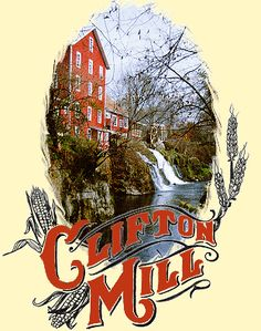 In my three years at @Cedarville University, I have never had breakfast at Clifton Mill. Senior year is the year.
