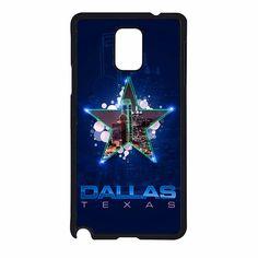 Dallas Cowboys Samsung Galaxy Note 4 Case