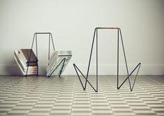 Jorge magazine rack - Minimalissimo ($200-500) - Svpply