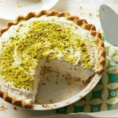 Pistachio Cardamom Ice Cream Pie - Best Ice Cream Recipes - Sunset