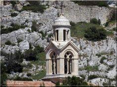 Le clocher d'Aureille... https://www.facebook.com/pages/Mistoulin-et-Mistouline-en-Provence/384825751531072