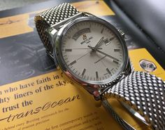 Breitling Transocean - available Pre Owned Watches, Fine Watches, Accessories, Nice Watches, Jewelry Accessories