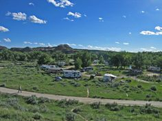 Camping information for Dinosaur Provincial Park with map & directions, includes photo gallery of campground, near Duchess in Alberta Photo Galleries, Camping, Park, Gallery, Vacation, Campsite, Roof Rack, Parks, Campers