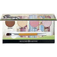 Honeybee Gardens - Cosmopolitan Eye Shadow Palette in  #ultabeauty $16.99 (2014) Colors include Kashmir, Satin Sheets, PS Pink, and Angelic.