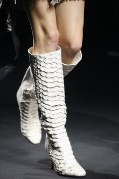Lanvin Spring 2016 Ready-to-Wear Accessories Photos - Vogue Wedge Boots, Bootie Boots, Knee Boots, Jeanne Lanvin, Jimmy Choo, Christian Louboutin, Bouchra Jarrar, Prada, Gucci