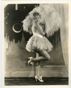Flapper ~ feathers ~ fabulous